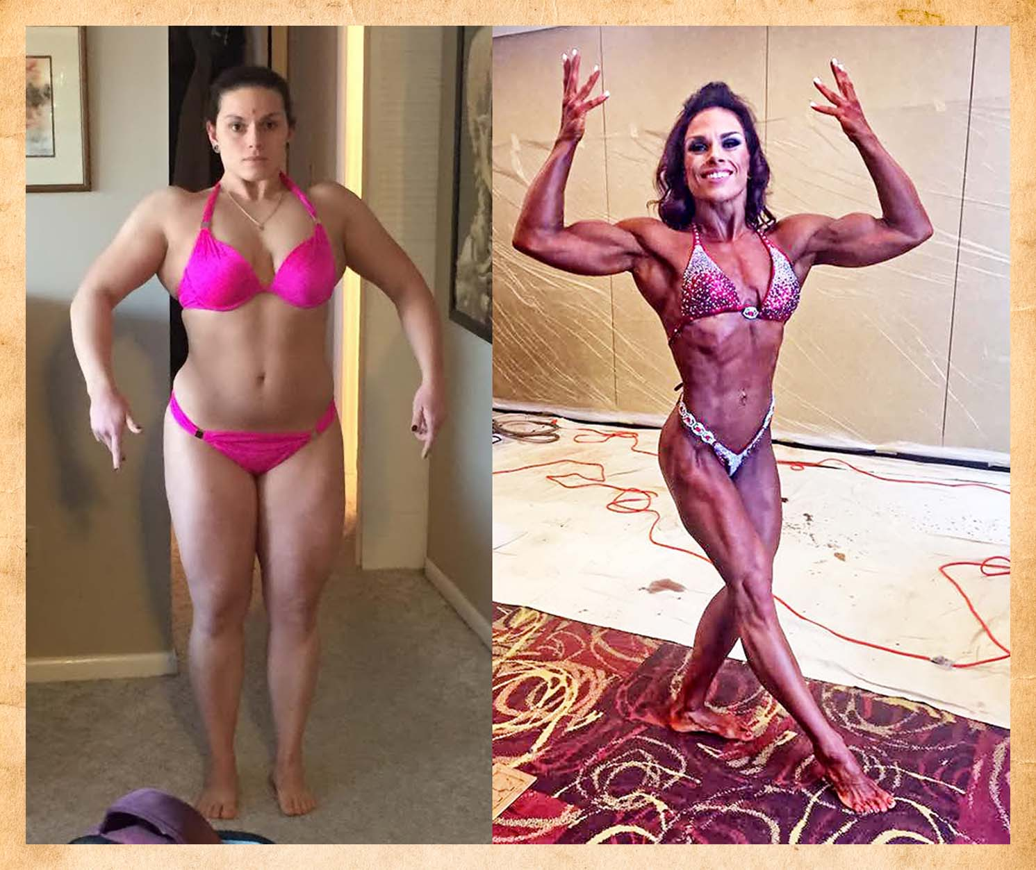 Erica Sigwalt - Competition Personal Training Columbia Maryland