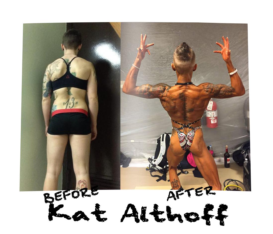 Kat Althoff - Maryland NPC Competition - Women's Physique