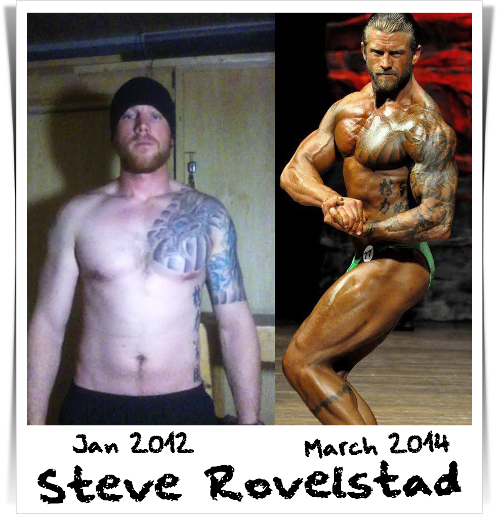 Steve Rovelstad - Muscle Gain - NPC Coach - Personal Trainer Columbia MD