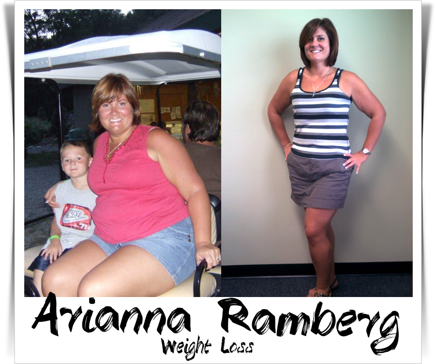 Arianna Ramberg - Weight Loss Client