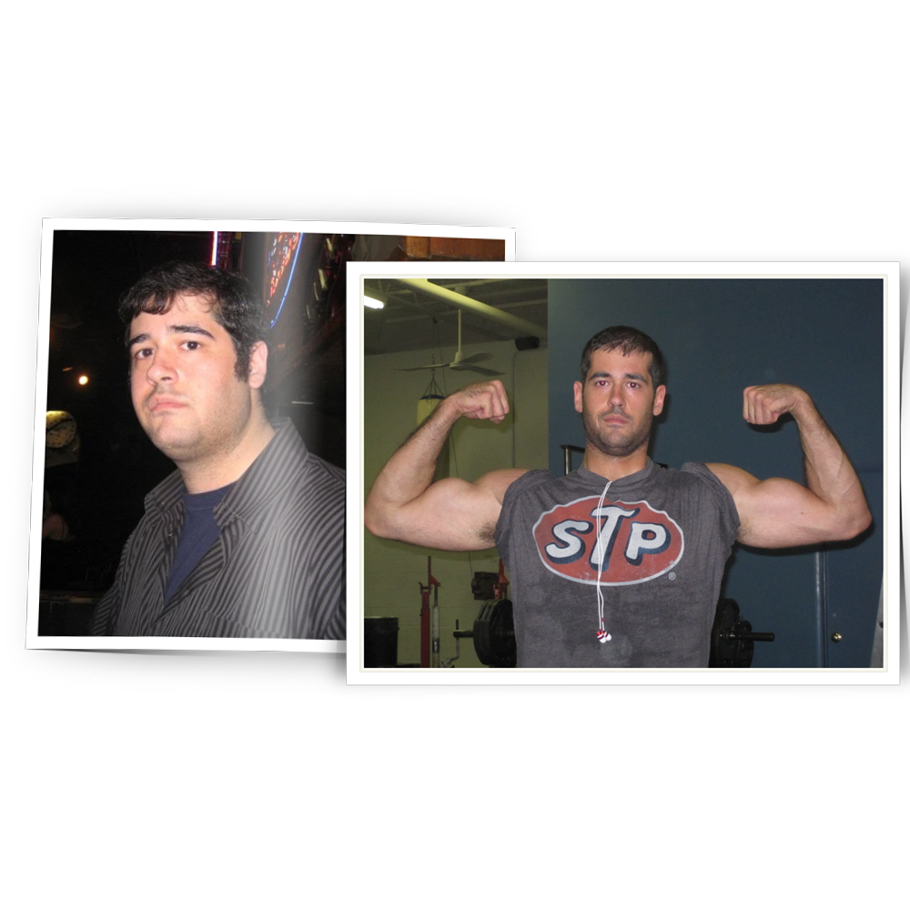Marc Parisi - Weight Loss / Muscle Gain