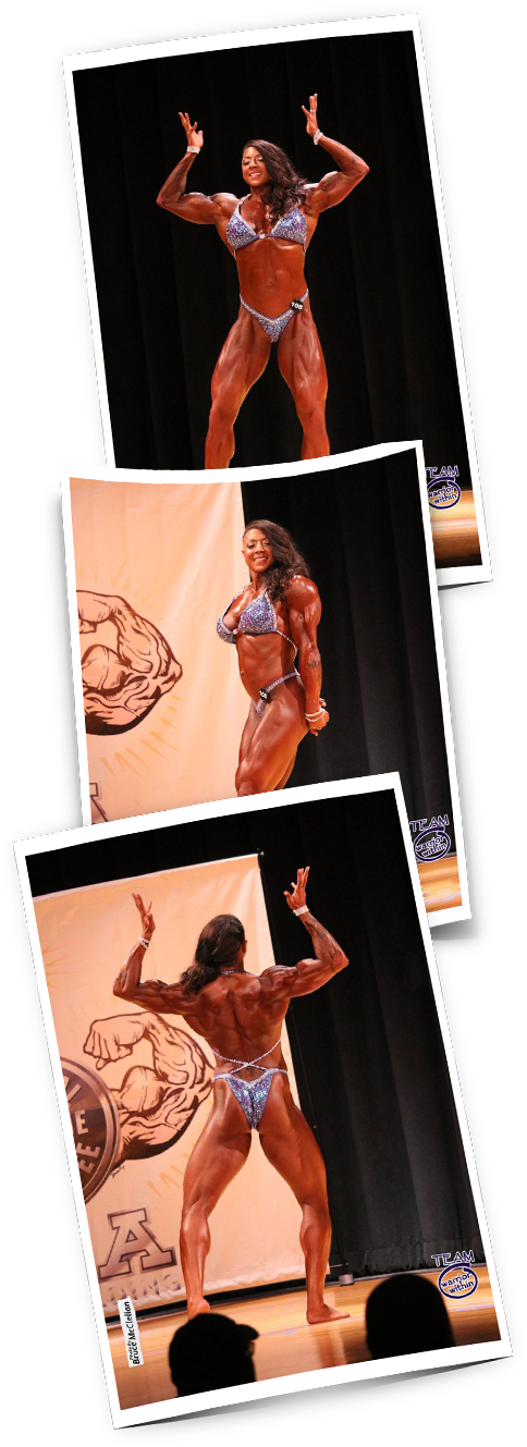 Nikki Johnston - Maryland Bodybuilder, Personal Trainer, Online Prep Coach