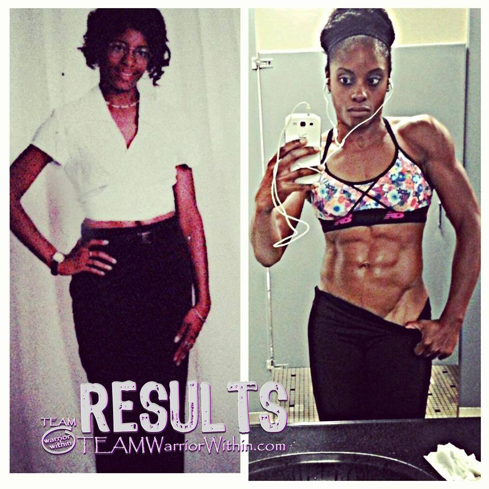 Angelica Driskell Fitness - Howard County MD Personal Training