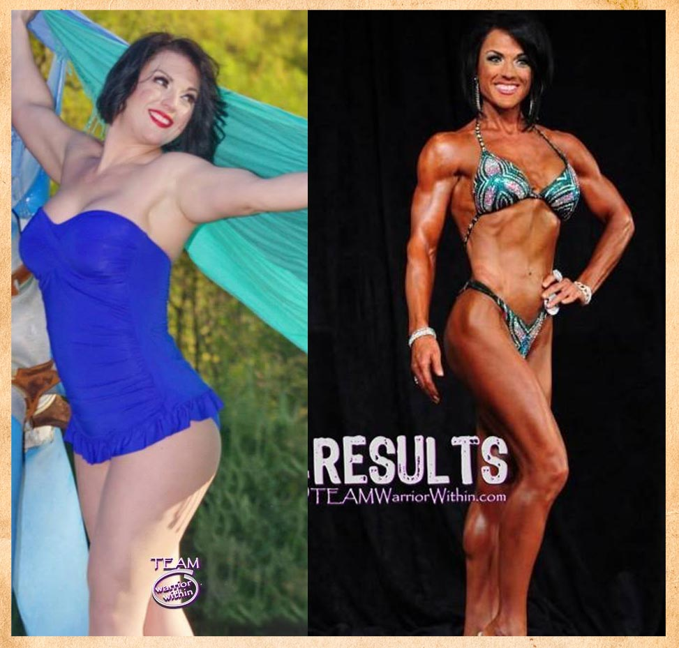 Angelica Driskell - Weight Loss Toning