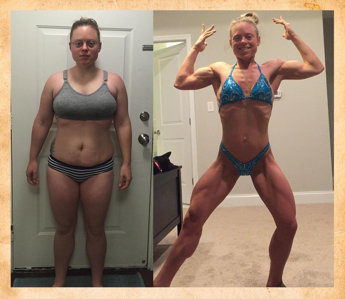 Cassie Chamberlain - Weight Loss Toning