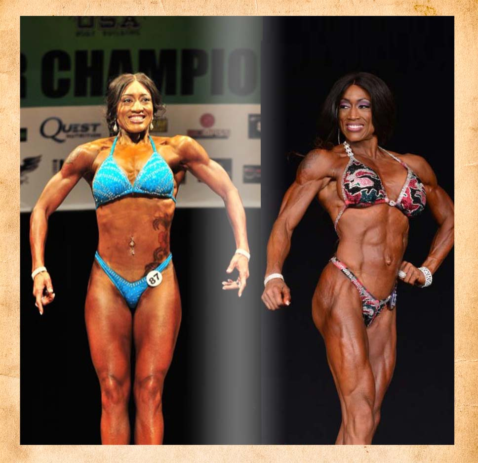 Felecia Murray - NPC Competition Coaching Maryland - Columbia MD