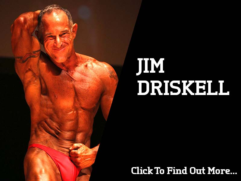 Jim Driskell personal trainer columbia md howard county