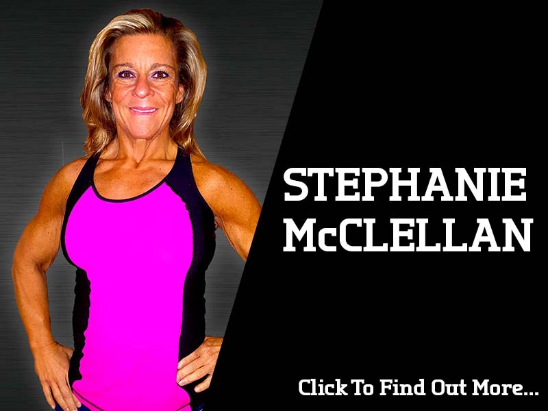 Stephanie McClellan personal trainer columbia md howard county.